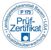certifikát prüf