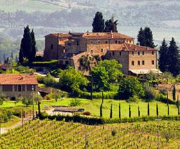 Italské Toskánsko domov matrací PerDormire
