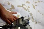 Výroba potahu matrací PerDormire