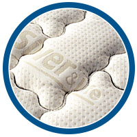 Matrace Air Massage Memory potah