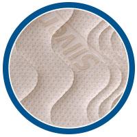 Matrace PerSempre potah detail